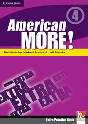American More! 4 Extra Practice Book