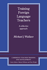 Training Foreign Language Teachers (Paperback)