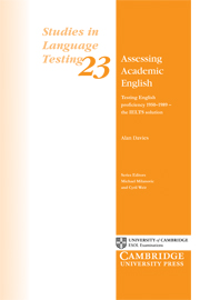 Assessing Academic English