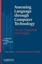 Assessing Language through Computer Technology 2nd ed