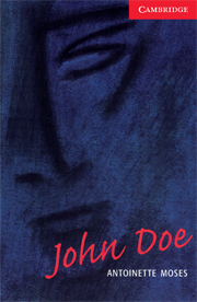 Cambridge English Readers Library 1 John Doe