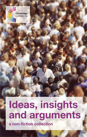 Ideas, Insights and Arguments Paperback