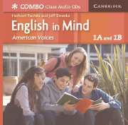 English in Mind Combos 1A and 1B, American Voices Class Audio CDs