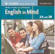 English in Mind Combos 2A and 2B Class Audio CDs