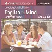 English in Mind Combos 3A and 3B, American Voices Class Audio CDs