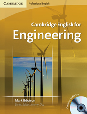 Cambridge English for Engineering Student\'s Book with Audio CDs (2)