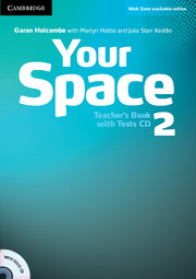 Your Space 2 Teacher\'s Book with Tests CD