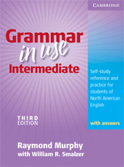Grammar in Use 3rd Edition Intermediate Student's Book with answers