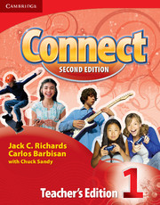Connect 2nd Edition 1 Teacher\'s Edition