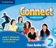 Connect 2nd Edition 2 Class Audio CDs