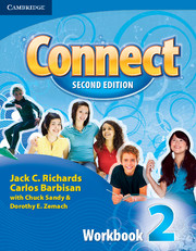 Connect 2nd Edition 2 Workbook
