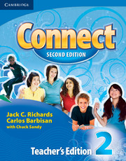 Connect 2nd Edition 2 Teacher\'s Edition