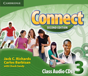 Connect 2nd Edition 3 Class Audio CDs