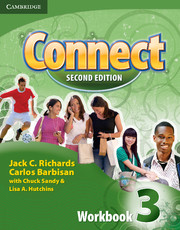 Connect 2nd Edition 3 Workbook