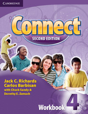 Connect 2nd Edition 4 Workbook
