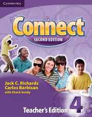 Connect 2nd Edition 4 Teacher\'s Edition