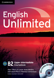 English Unlimited Upper-Intermediate