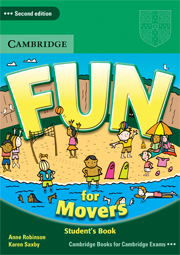 Fun for Movers 2nd Edition Student Book