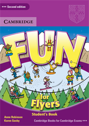Fun for Flyers 2nd Edition Student Book