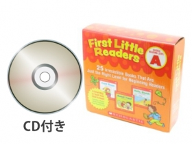 Scholastic First Little Readers Pack A (25 Books) with CD