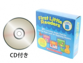 Scholastic First Little Readers Pack B (25冊) with CD