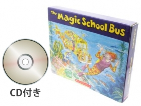 Scholastic Magic School Bus Classic Collection (6冊 + CD6枚)