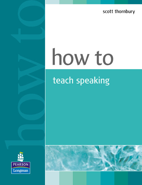 How to Teach English Series: How to Teach Speaking