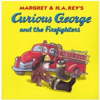 Curious George New Adventures シリーズ: Curious George and the Firefighters