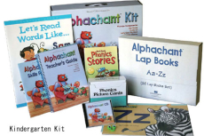 Alphachant Phonics
