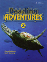 Reading Adventures 2 Student Book