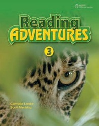 Reading Adventures 3 Student Book