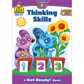 Get Ready! Thinking Skills (DPI14/02068) Ages 3-5