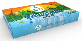 AGO Phonics 2nd Edition [AGO Card Game] Box Set (Level 1-3)