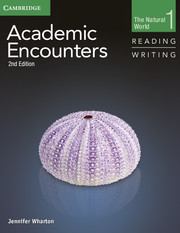 Academic Encounters 2nd Edition 1 Student\'s Book Reading and Writing and Writing Skills Interactive Pack
