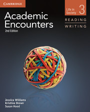 Academic Encounters 2nd Edition 3 Student\'s Book Reading and Writing and Writing Skills Interactive Pack