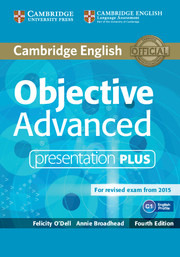Objective Advanced 4th Edition Presentation Plus DVD-ROM
