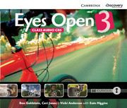 Eyes Open Level 3 Class Audio CDs (3)