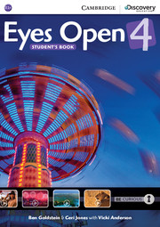 Eyes Open Level 4 Student\'s Book