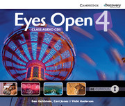 Eyes Open Level 4 Class Audio CDs (3)