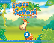 Super Safari Level 3 Activity Book (British English)