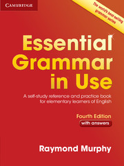 Essential Grammar in Use 4th Edition With Answers