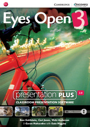 Eyes Open Level 3 Presentation Plus DVD-ROM