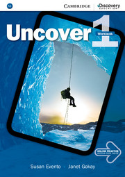 Uncover Level 1 Workbook with Online Practice