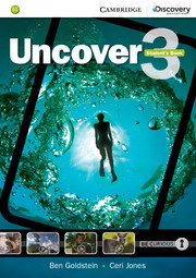 Uncover Level 3 Student\'s Book