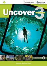 Uncover Level 3 Teacher\'s Book