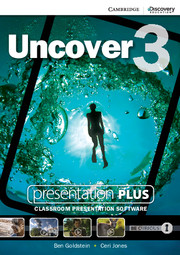 Uncover Level 3 Presentation Plus DVD-ROM