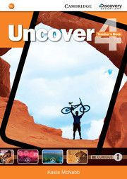 Uncover Level 4 Teacher\'s Book