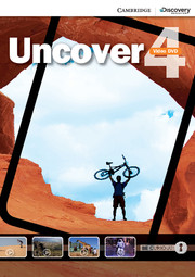 Uncover Level 4 Video DVD