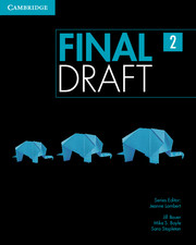 Final Draft Level 2 Student\'s Book with Writing Skills Interactive Pack (Updated version)