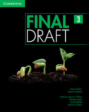 Final Draft Level 3 Student's Book with Writing Skills Interactive Pack (Updated version)